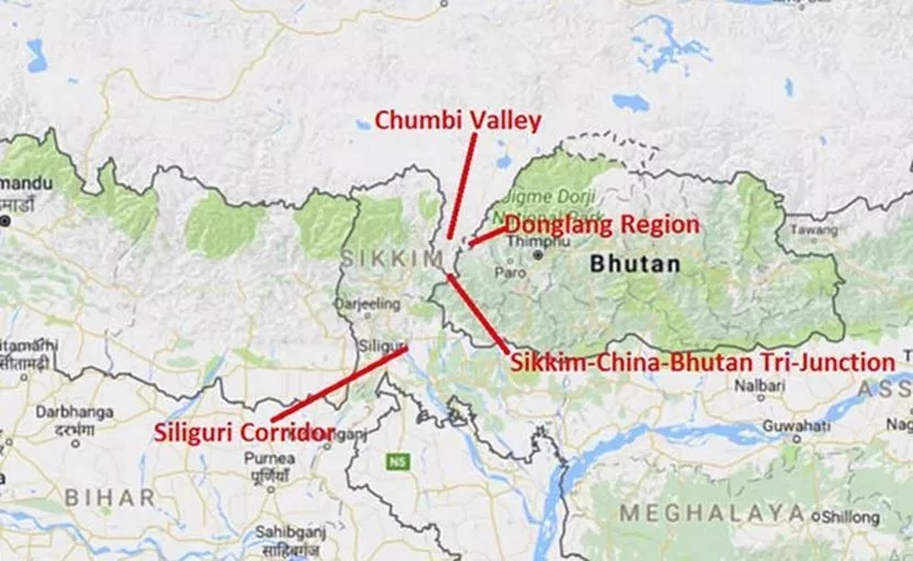 India-Bhutan