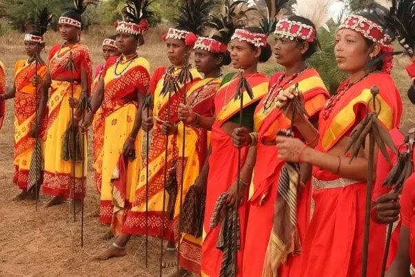 Gond-Tribe