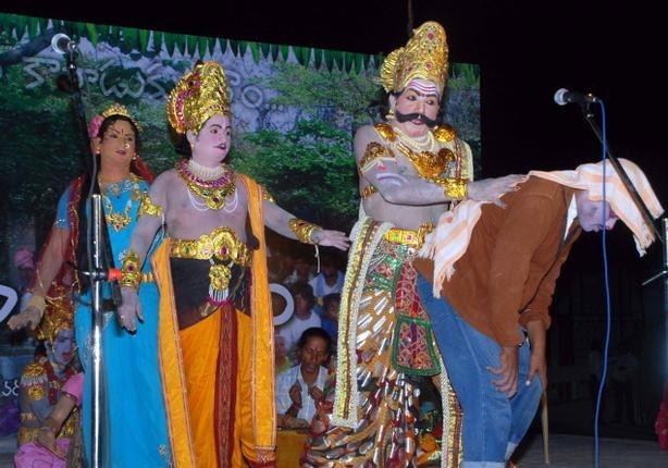 Chindu-Yakshaganam
