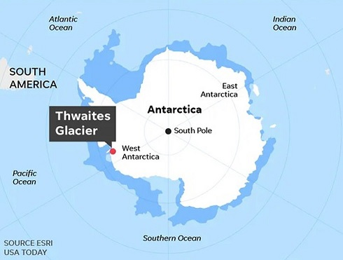 Thwaites-Glacier