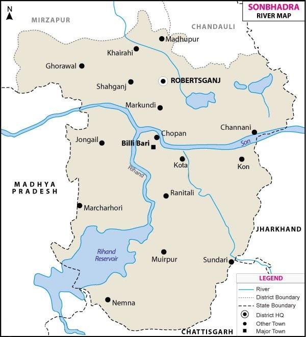 sonbhadra-river