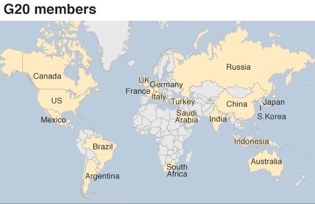 G20-Members