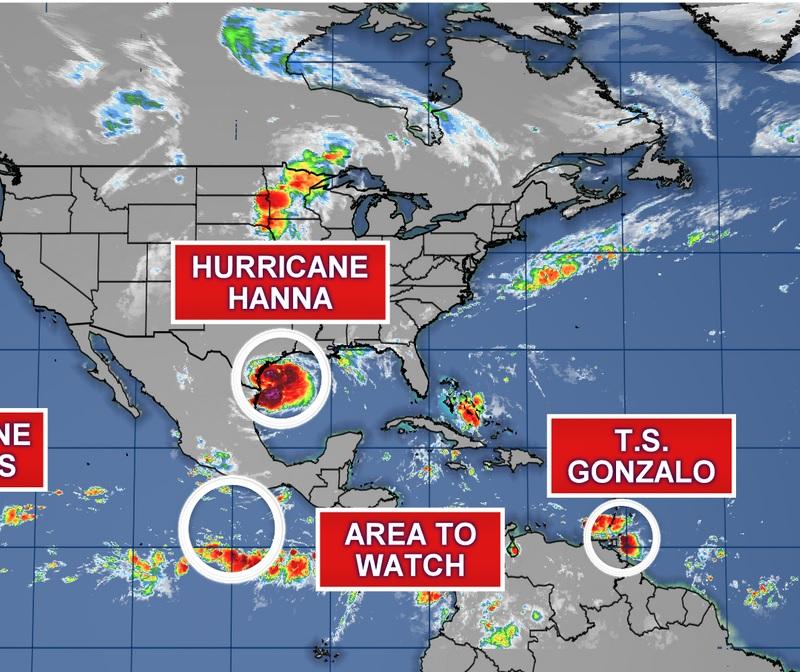 Hurricane-Hanna