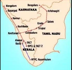 Kochi-Mangalore