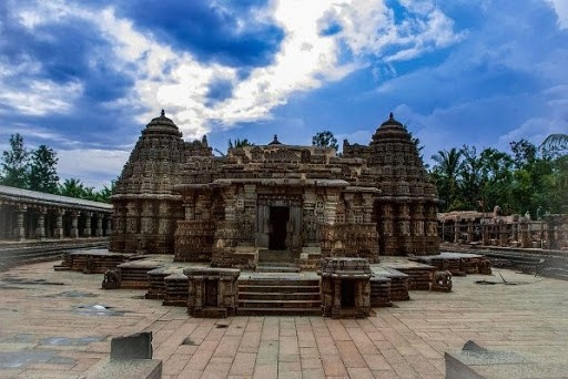 Hoysala-Temple