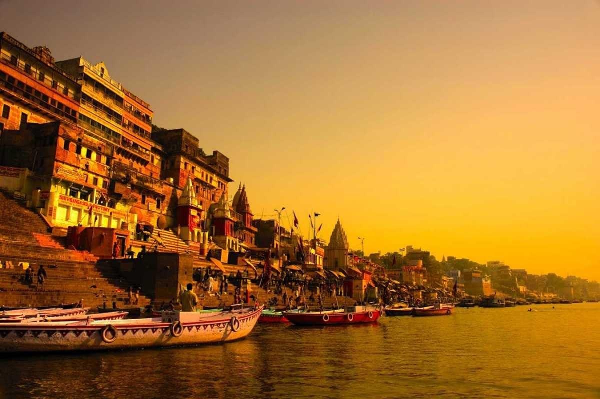 Varanasi-Ghat