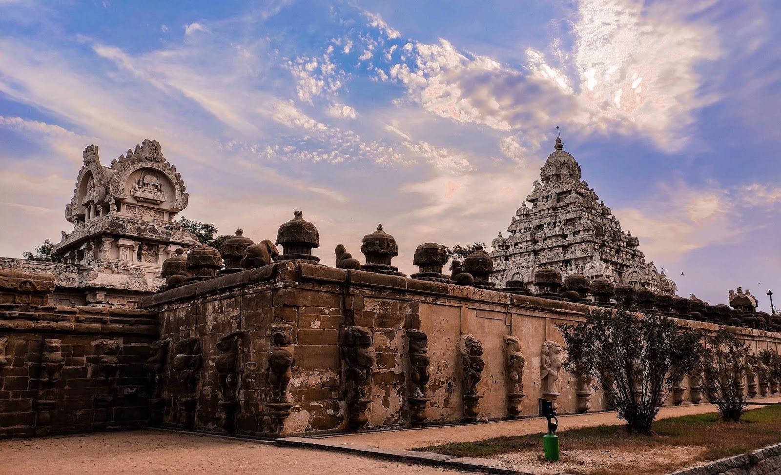 Kanchipuram-Temple