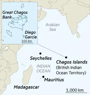 Chagos-Island