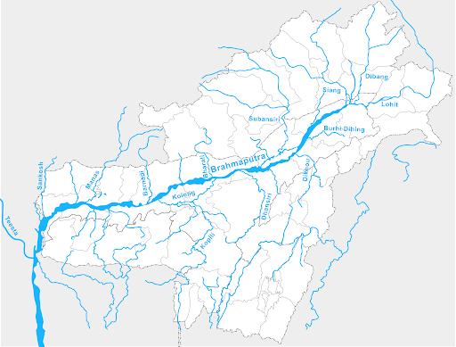 Brahmputra-river