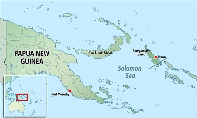Bougainville-Island