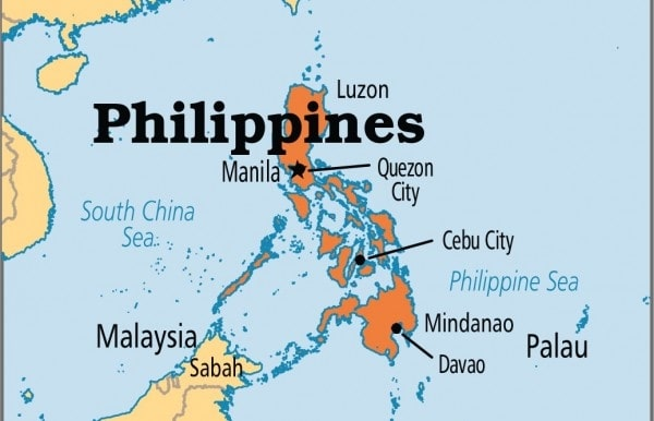 India Philippines Drishti Ias