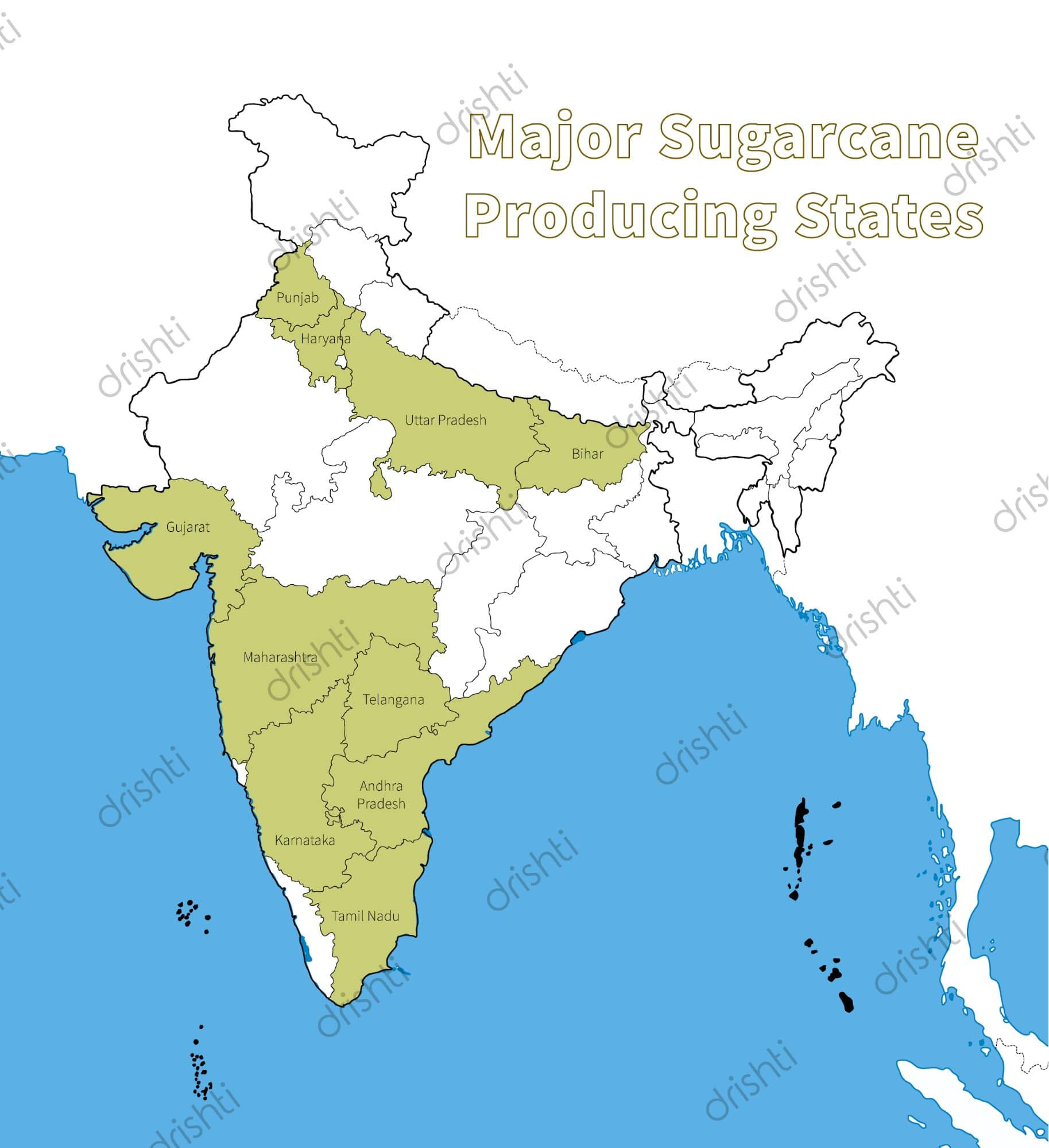 major crop agriculture map of india Cropping Patterns And Major Crops Of India Part Two major crop agriculture map of india