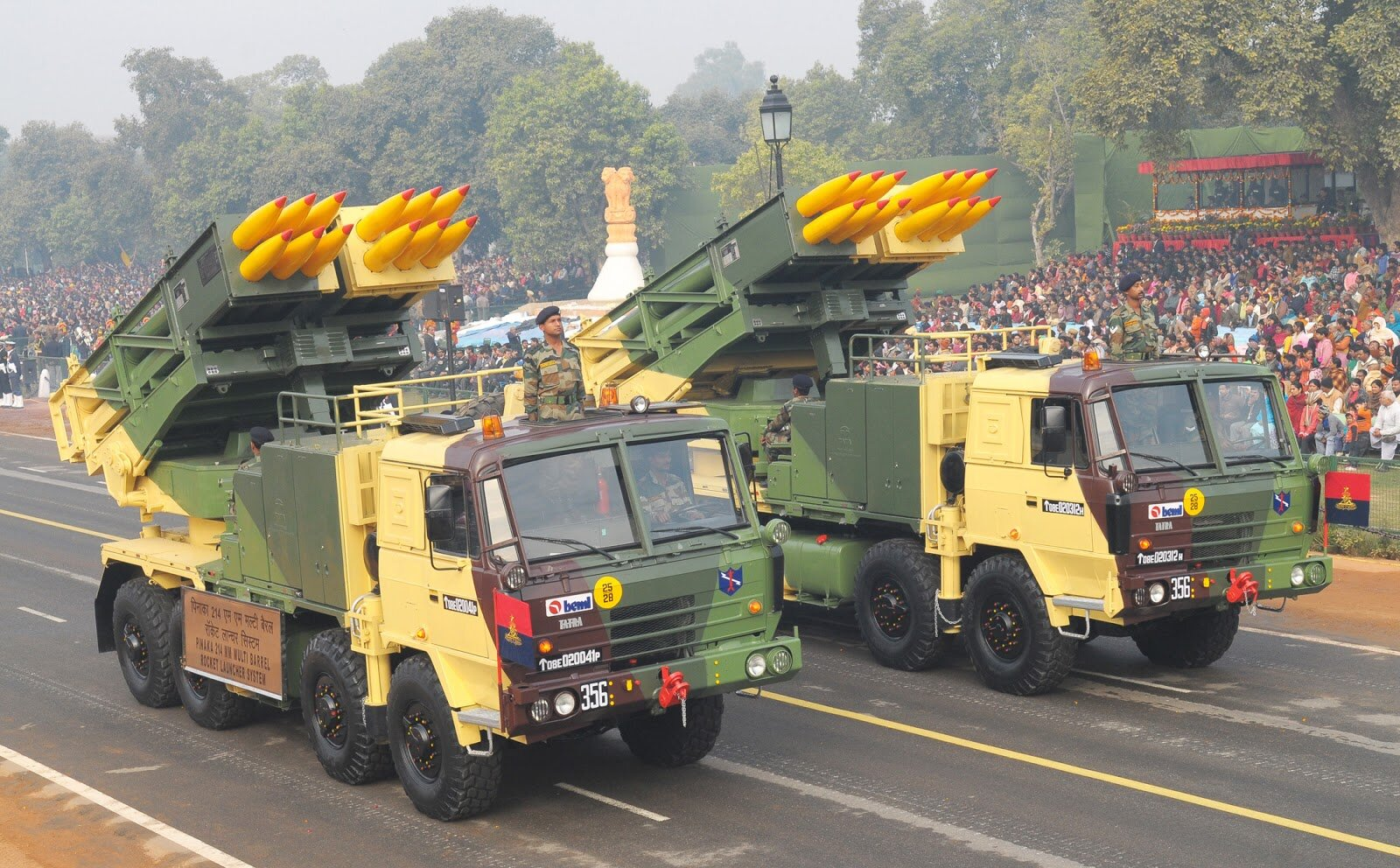 enhanced Pinaka Mk-1-missile