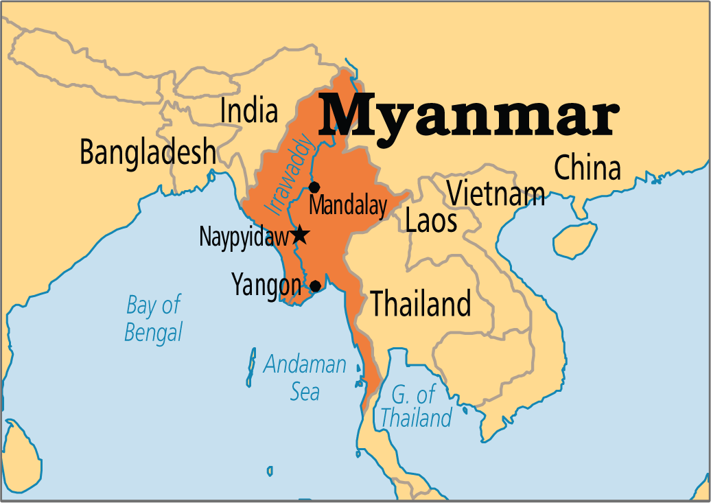 Military Coup in Myanmar