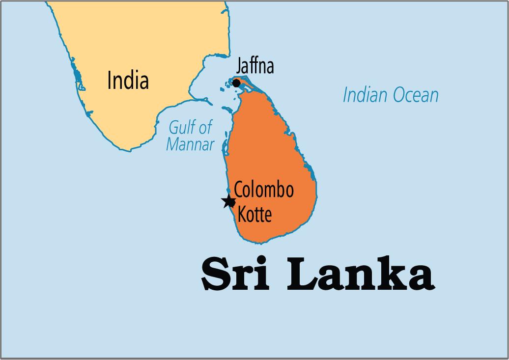 China's new Energy Project in Sri Lanka