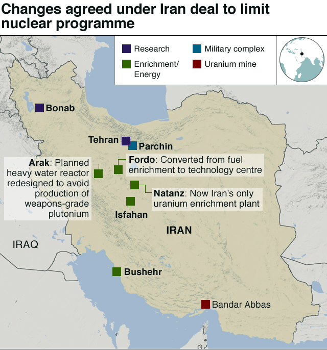 IAEA and Iran Deal over Nuclear Inspections